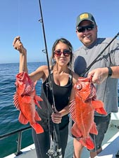 book a deep sea fishing trip in santa barbara today