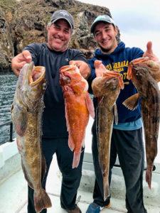 Channel island deep sea fishing charter santa barbara for Deep sea fishing santa cruz
