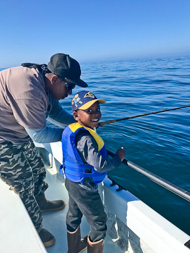 Channel Island Deep Sea Fishing Charter Santa Barbara