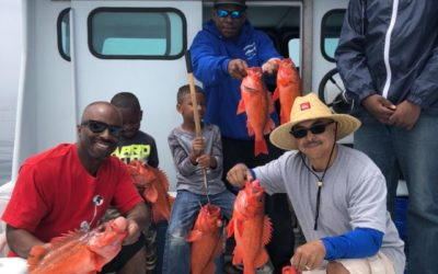 Santa Barbara Fishing Report 5-28-2018