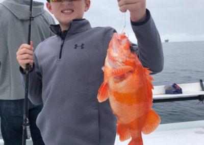 santa barbar sport fishing charter fishing report
