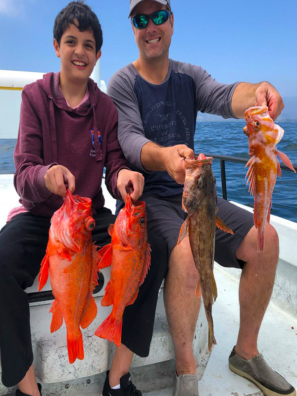 family fishing adventure santa barbara